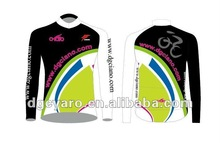 CYARO 2012 long-sleeve cycling Jersey