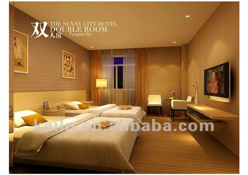 New design laminate hotel room furniture headboard view for New hotel room design