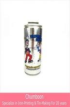 Aerosol tin can for Christmas Party snow spray with dia 52