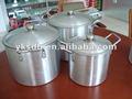 Perfil de aluminio de olla / salsa de pan set