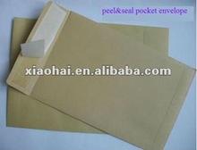peel & seal pocket envelope making machine