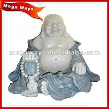 cute Resin Buddha figurine for decoration
