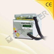 Portable age spot removal machine