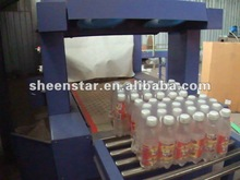 Shrink wrap packing machine for PE film