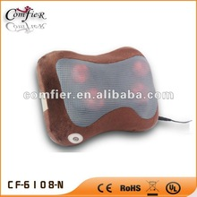 Butterfly shape Shiatsu massage pillow & Heating function
