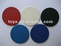 engrave arabesquitic poker chips
