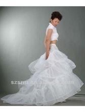 2012 Hot wholesale bridal wedding dress petticoats