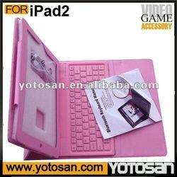 Bluetooth Keyboard Cover Case For iPad 2 iPad3