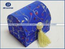 Bio-degradable folding cloth box