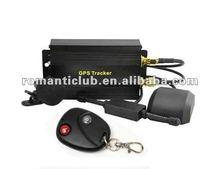 GPS/GSM/GPRS Vehicle Car gps Tracker System TK103B +Remote Conctrol