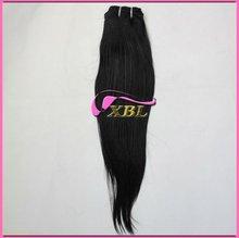 Row 100 brazilian human hair extensions one piece from single donor 120905 guangzhou xibolai hair