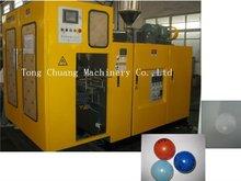plastic extrusion blowing machine