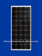 Monocrystalline mini solar panel 90w 12v