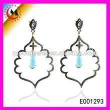 2012 VINTAGE STYLE EARRINGS FOR LADIES