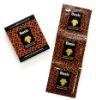 High quality small plastic aluminum foil condoms/pills packaging bag