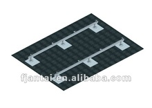On-grid solar panel installation,on-grid solar bracket,Shingled Asphalt Mounting Rack