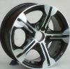wheel rims in alloy