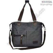 2012 Canvas Fashion Lady Handbag