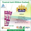 Anti-mildew Kitchen Use Sanitary Fast Curing Silicone Sealants(REACH,SGS)