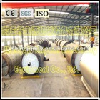high quality waste tire recycling plant