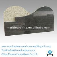 Polished A Grade Granite Black Bar Top