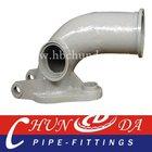 Putzmeister DN125 Concrete Pump Pipe Elbow