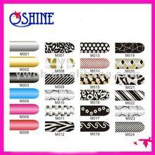 2012 New design foil nail patch