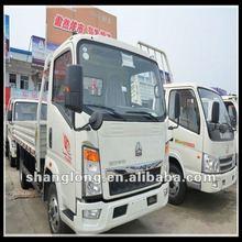 HOWO SINOTRUCK 4x2 3 ton Mini Truck Cargo Transport Service
