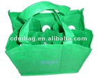 wine bottle packing bag
