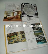 Promotional Instruction/ booklet/leaflet/brochures printing