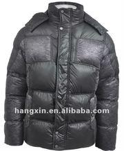 fashion men winter jacket