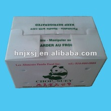 corrugated Plastic Corflute Box,coroplast box,packaging box