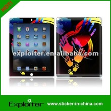 for ipad 3 adhesive sticker for Europe market