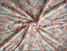 2012 new design Polyester Chiffon Printed Fabric