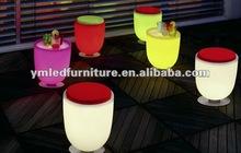bar furniture&illuminated bar&bar table