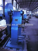 DT-20 can body side flattening and end edging machine