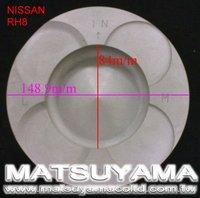 Piston for Nissan RH8