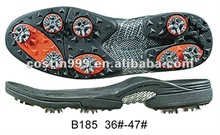 Hot! Rubber+Eva Golf Shoe Outsole