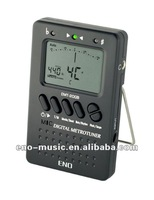 professional 3 in 1 metronome ,tuner with tone generator with pickup
