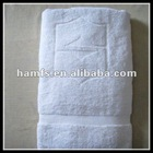 100% cotton 4-5 star hotel dobby bath towel