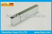 2012 high quality crystal metal with logo cheap usb flash driver