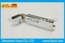 2012 high quality crystal metal with logo 4gb novelty usb flash drive