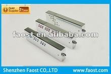 2012 high quality crystal metal with logo mini flash memory usb