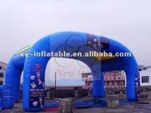 Outdoor inflatable tent event 2012