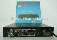 HOTTING!!TV Receptor P/T digital probox 830 PROBOX 930 internet receiver HDMI/USB