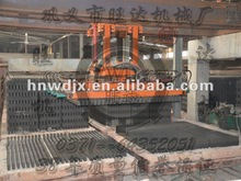 2012 Top quality solid and hollow clay bricks stacking machine(dry chamber)