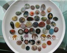 semi precious engraved stones