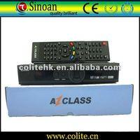 HD DVB-S Az America S810 for South America market