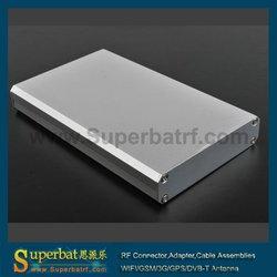 """Aluminum Box Enclosure Case -4.33""""*2.05""""*0.51""""(L*W*H) used aluminum dog boxes"""