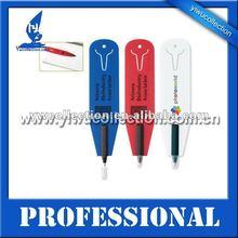 mini flat pen